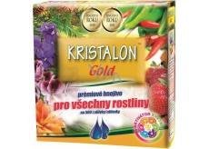 Agro Kristalon Gold prémiové hnojivo pre všetky rastliny 0,5 kg