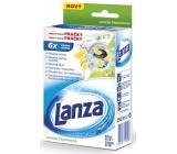 Lanza Lemon Freshness tekutý čistič práčky 1 dávka 250 ml