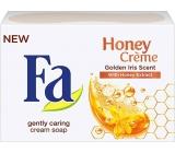 Fa Honey Creme toaletné mydlo 90 g