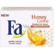 Fa Honey Creme toaletní mýdlo 90 g