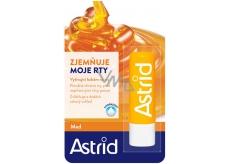 Astrid Med vyživujúci balzam na pery 4,8 g