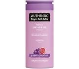 Authentic Toya Aróma Grapes & Grapefruit aromatický sprchový gél 400 ml