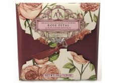 Somerset Toiletry Ruže uvoľňujúci vonná soľ do kúpeľa s očarujúce kvetinovou vôňou ruží 150 g