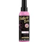 Nature Box Mandle Objemový sprej na vlasy přírodní pro nadzvihnutí od konečků, bez fixace 150 ml