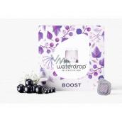 Waterdrop BOOST - Nakopni sa, čierne ríbezle, čierny bez, ACA microdrink osviežujúci vitamínová bomba 12 kapslí