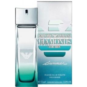 Giorgio Armani Emporio Diamonds Summer toaletná voda 75 ml