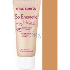 Miss Sporty So Energetic Radiance make-up 03 Dark 30 ml