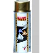Schuller Eh klar Prisma Color Metallic Effect akrylový sprej 91043 Metalická stříbrná 400 ml
