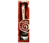 Nekupto Twister Lžička se jménem Andrea červená 16 cm