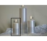 Lima Stuha sviečka perlová valec 50 x 100 mm 1 kus