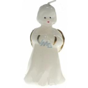 Lima Andělíček zdobený svíčka 80 mm 1 kus