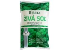 Prešovská Relaxa Živá soľ magnéziová soľ do kúpeľa 500 g