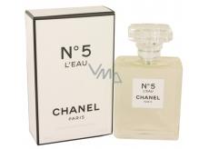 Chanel No.5 L Eau toaletná voda pre ženy 35 ml