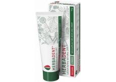 Herbadent Bylinná zubní pasta s fluorem 75 g