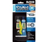 Altec Epoxy Steel 30 min dvojzložkové epoxidové lepidlo s plničom 56,8 g