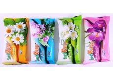 Freshruny Květiny kosmetické vlhčené ubrousky 15 kusů různé druhy