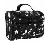 Cestovné kufrík - Mačky 4007