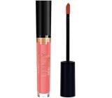 Max Factor Lipfinity Velvet Matte Lipstick tekutá matná rtěnka 030 Cool Coral 4 ml