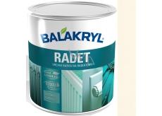 Balakryl Rådet 0603 Slonová kosť Lesk vrchná farba na radiátory 0,7 kg