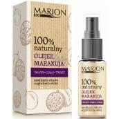 Marion Eco Marakuja 100% prírodný bio olej pre vlasy, pleť a telo, vyhladenie pokožky 25 ml