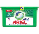Ariel All-in-1 Pods Mountain Spring gélové kapsule na pranie bielizne 33 kusov 831,6 g