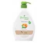Dermomed Bio pomarančové kvety - Sicilia tekuté mydlo pumpička 600 ml