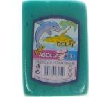 Abella Kids Delfi kúpeľová huba 11 x 7 x 4 cm rôzne farby 1 kus