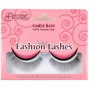 Absolute Cosmetics Fashion Lashes Umelé riasy čierne 012 1 pár