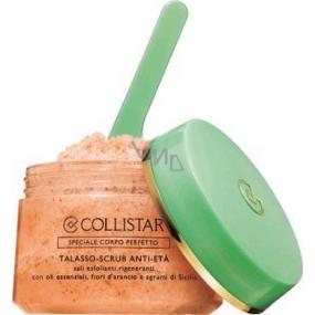 Collistar Talasso-Scrub Anti-Eta peeling proti stárnutí pokožky 700 g