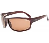 Relax Arbe R2202A hnědé sluneční brýle