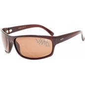 Relax Arbe Slnečné okuliare hnedé R2202A