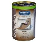 Dr. Clauders Sensible Konské mäso pre dospelých citlivých psov 100% mäsa 400 g