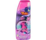Trollové sprchový a koupelový gel pro děti 400 ml
