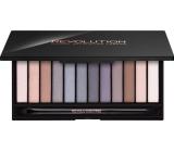 Makeup Revolution Iconic Smokey Palette paletka očných tieňov 13 g