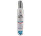 Vitale Exclusively Professional farbiace penové tužidlo s vitamínom E Teal - Tmavo modrozelený 200 ml