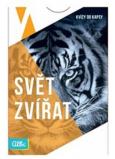 Albi Kvízy do vrecka Svet zvierat 50 kariet, vek: 12 +