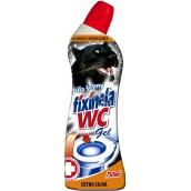 Fixinela Extra silná Wc gél sila šelmy čistiaci a dezinfekčný prípravok 750 ml