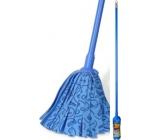 Spontex Poder Azul strapcový mop s tyčou 120 cm