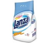 Lanza Compact prací prášok na biele prádlo 60 dávok 4,5 kg