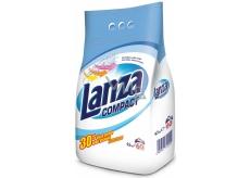 Lanza Compact prací prášek na bílé prádlo 60 dávek 4,5 kg
