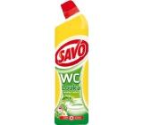 Savo Louka Wc tekutý čistící a dezinfekční přípravek 750 ml