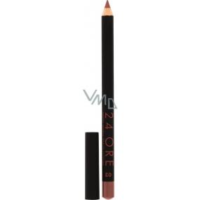 Deborah Milano 24Ore Lip Pencil konturovací tužka na rty 02 Nude Rose 0,4 g