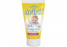 Alpa Aviril na zapareniny krém pre deti 50 ml