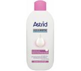 Astrid Aqua Biotic zjemňujúce čistiace pleťové mlieko suchá a citlivá pleť 200 ml