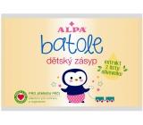 Alpa Batoľa zásyp s extraktom z listu olivovníka pre deti, náhradné sáčok 100 g
