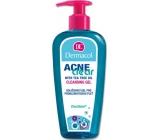 Dermacol Acneclear Cleansing Gel odličovací gel pro problematickou pleť 200 ml