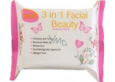 Cherish 3v1 kosmetické ubrousky 25 kusů