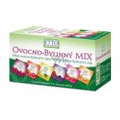 Fytopharma Ovocno-bylinný Mix čajů 6 druhů po 5 kusech, 30 x 2 g