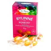 Dr. Popov Bylinné bonbony Multivitamin pro zdravé mlsání, obsahují vitamíny C, E a B 70 g