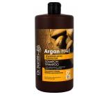 Dr. Santé Arganový olej a keratín šampón na poškodené vlasy 1l